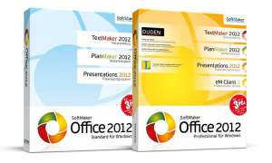 Softmaker Office 2012 Standard und Professional