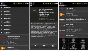 Telekom Entertain: Programm Manager-App für unterwegs