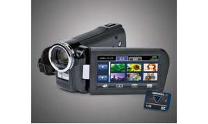 Medion Life X47050 (MD 86910) - Full HD-Foto-Camcorder