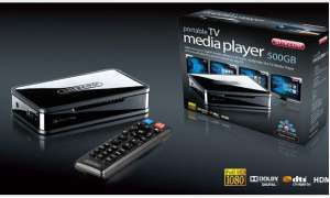 Portabler TV Media Player MD-271 von Sitecom