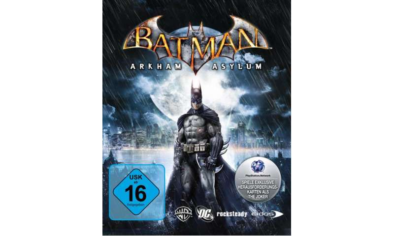 batman arkham asylum f r unter 10 euro pc magazin. Black Bedroom Furniture Sets. Home Design Ideas