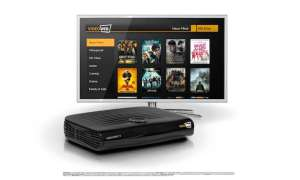 Video-on-Demand auf der VideoWeb TV-Box