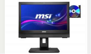 Wind Top AP2011: PC mit Touch-Screen von MSI