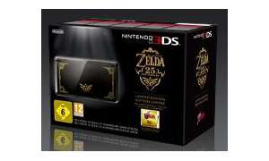 Nintendo 3DS in limitierter Zelda-Edition