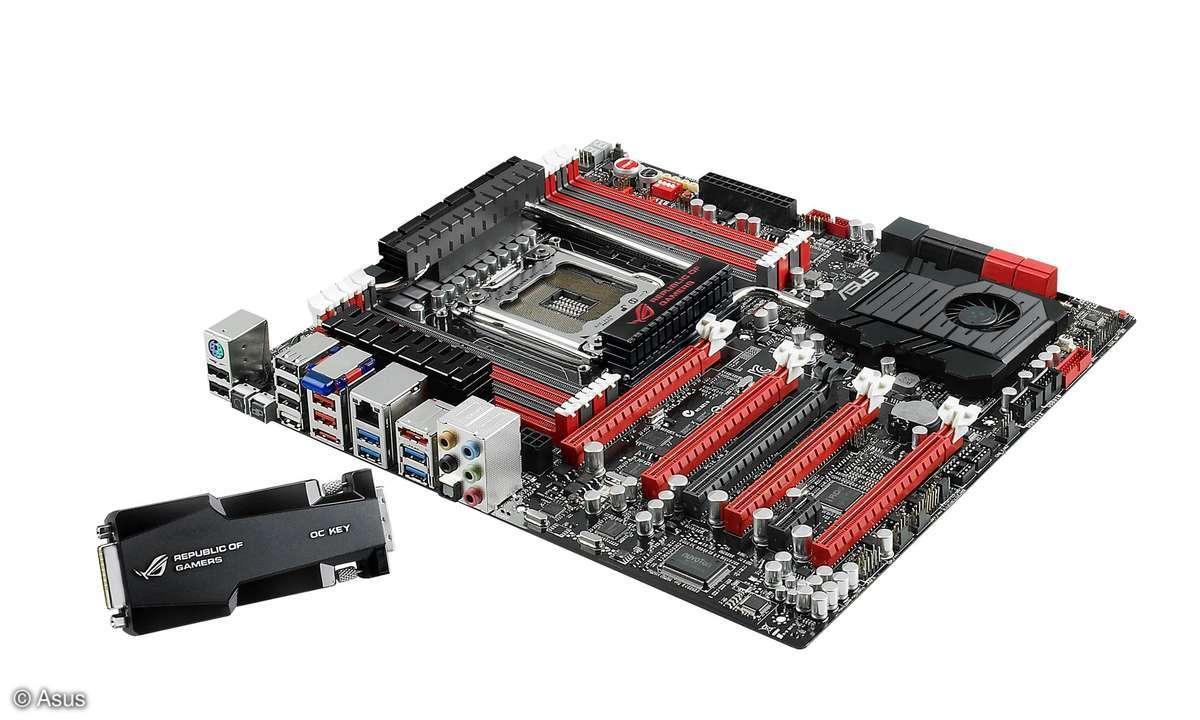 Asus Republic of Gamers Rampage IV Extreme
