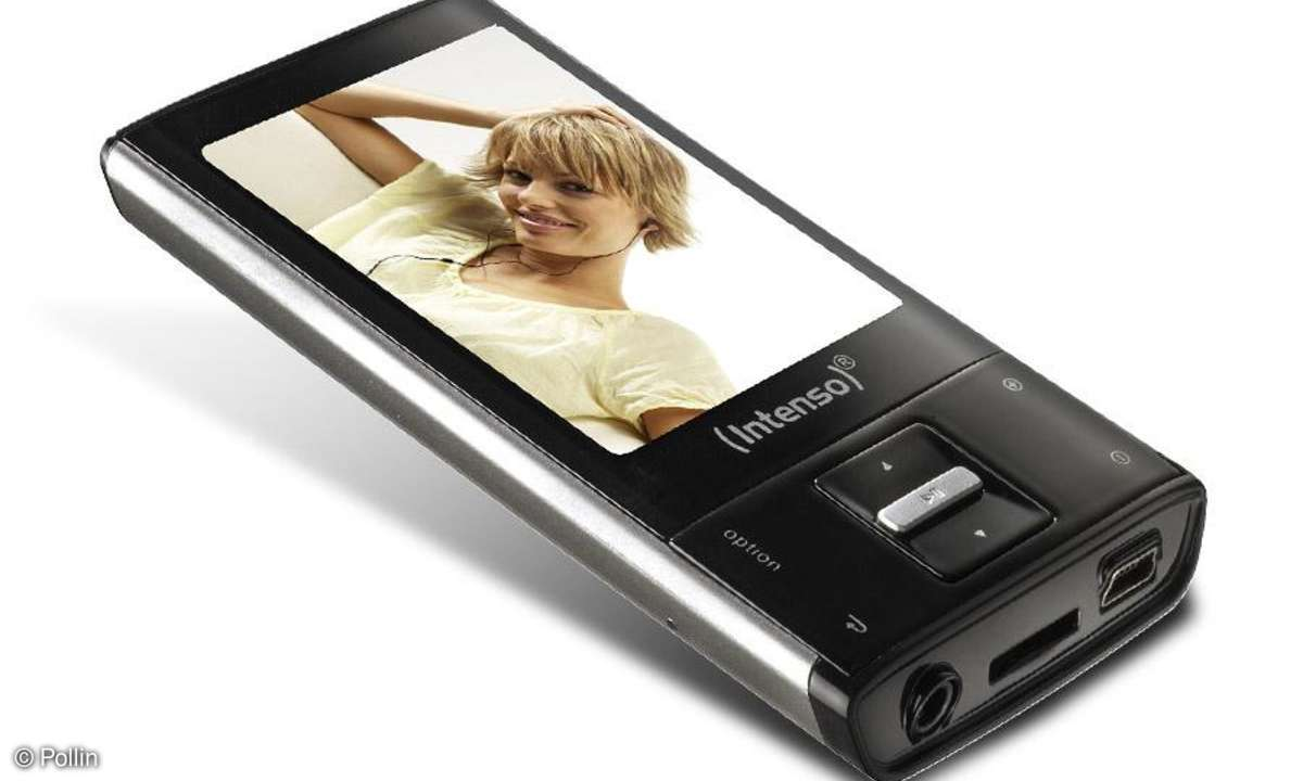 Pollin, MP3-/Video-Player Intenso