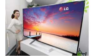 LG präsentiert: 3D Ultra Definition TV
