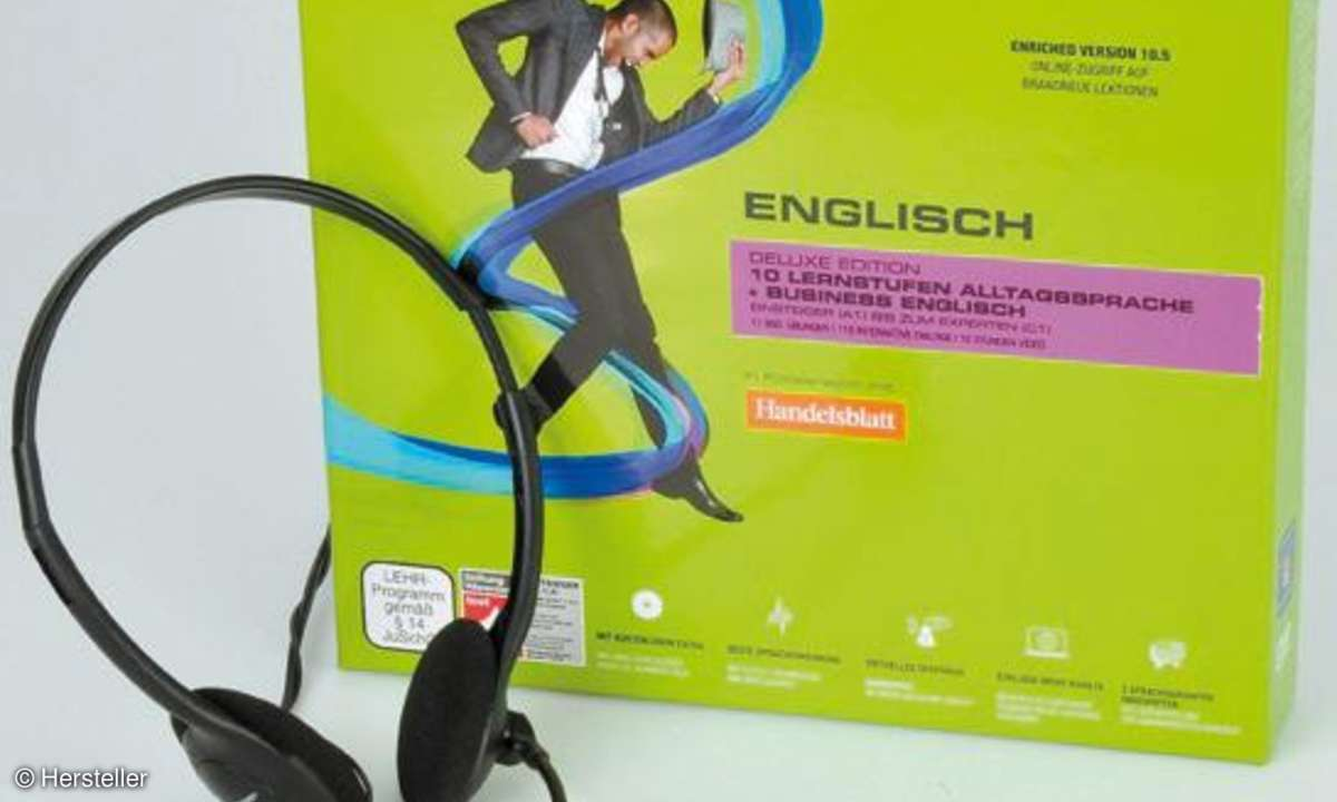 Tell Me More Englisch Deluxe Edition