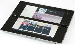 Sony Tablet P, tablet, pc