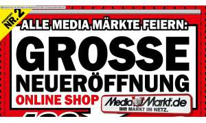 Media Markt Online-Shop Prospekt