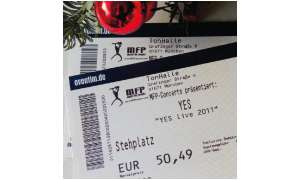 Konzert-Tickets