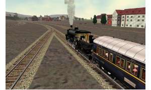 Microsoft Train Simulator, software,