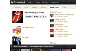 Grooveshark, software, tools