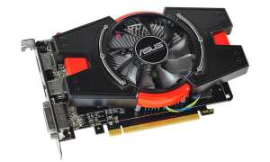 Asus: Grafikkarte HD7750