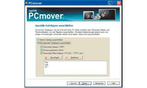Test: PCmover 3.0