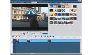 Video-Editor: Ulead VideoStudio 11.5 Plus