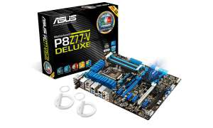 Asus P8Z77-V-DeLuxe Mainboard