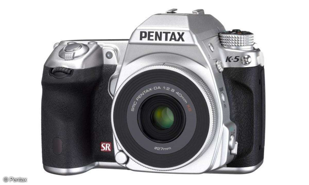 Pentax K-5 Limited Edition
