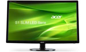Neues 27 Zoll LED-Display S271HL von Acer
