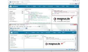 Webkit-Eigenschaft -Webkit-box-reflect in Firefox 11.x