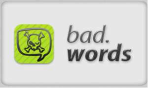 App liefert Bad Words in Fremdsprachen