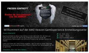 AMD Heaven GamExperience in Köln