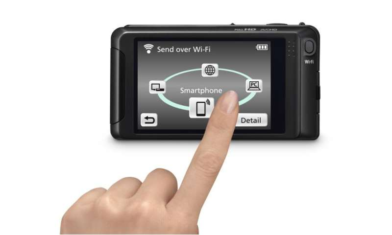 sony live view remote firmware update