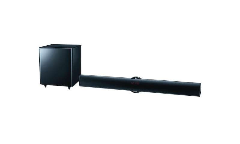 samsung ht e8200 soundbar mit 3d blu ray player pc magazin. Black Bedroom Furniture Sets. Home Design Ideas