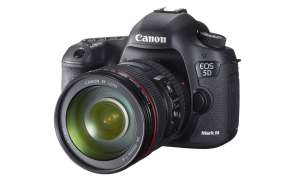 Canon 5D Mark III, Canon EOS 5D Mark III