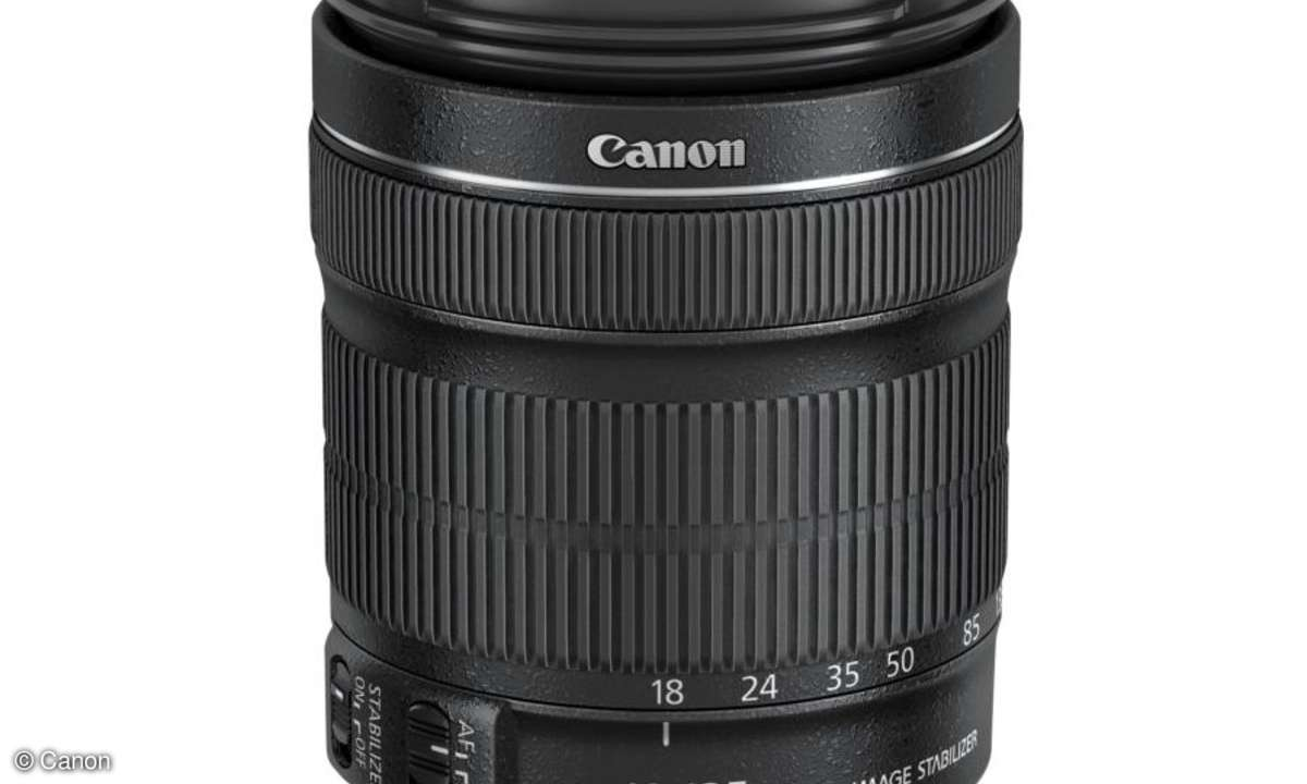 Canon EF-S 3,5-5,6/18-135 mm IS STM