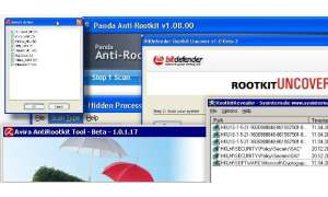 Anti-Rootkit-Freeware