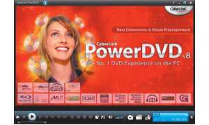 Test: Cyberlink PowerDVD 8 Ultra