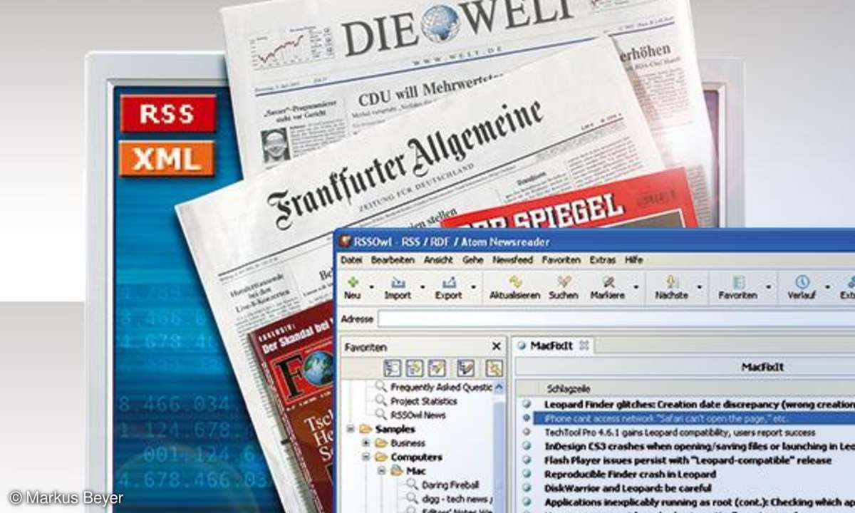 RSS-News-Feed-Reader