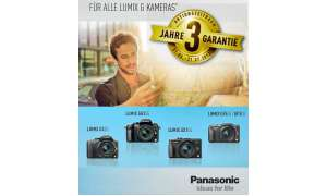 Panasonic Lumix Aktion