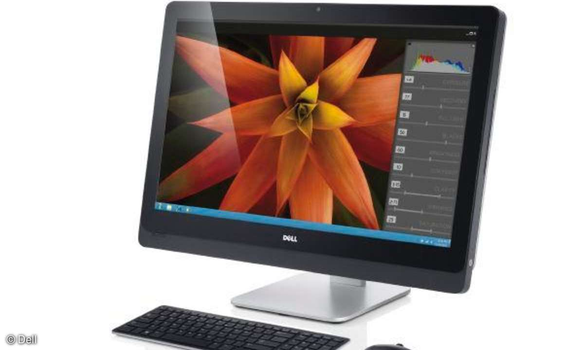 Dell:  All-in-One-Desktop XPS One 27