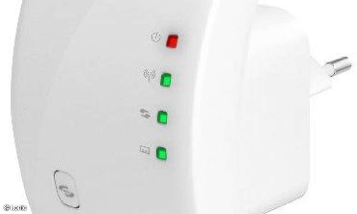 i.onic: WIFI-Repeater und Acess-Point