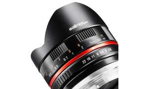 Walimex Fisheye Optik