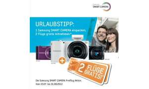 "Samsung Aktion ""Smart Camera"""