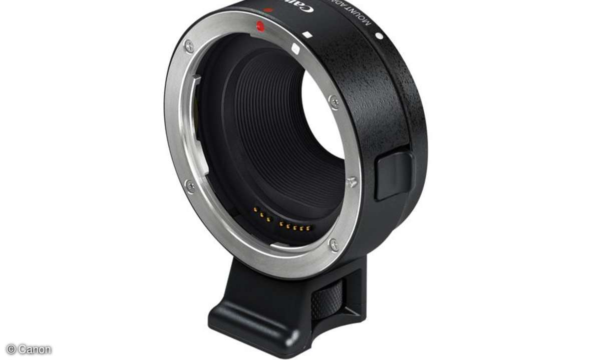Canon EF-EOS-M Adapter