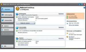 Test: Webroot AntiVirus with AntiSpyware