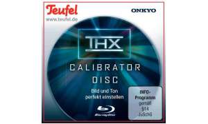 THX Calibrator Disc Blu ray Trailer Bild Ton einstellen gratis exklusiv