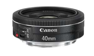 Canon EF 2,8/40 mm