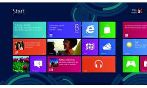 Windows 8 als Testversion
