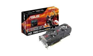 Asus Grafikkarate HD 7950 DC II
