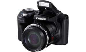 Canon Powershot SX500IS