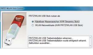 Fritz!WLAN USB Stick