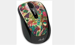 Microsoft Wireless Mobile Mouse 3500, Küstler-Edition