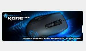 High Precision Gaming Mousepad von Roccat