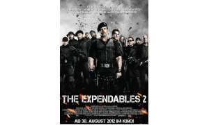 """The Expendables 2"" startet am 30. August in den deutschen Kinos."
