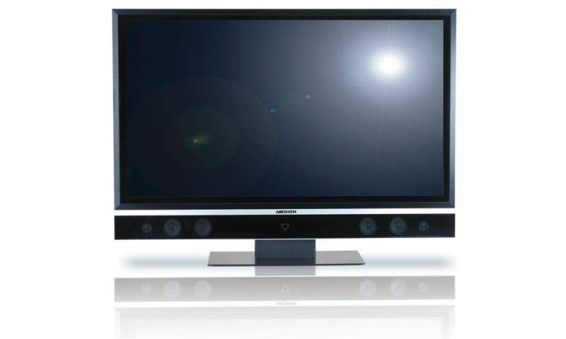 test 46 zoll lcd fernseher pc magazin. Black Bedroom Furniture Sets. Home Design Ideas